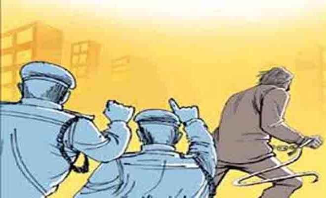 खगड़िया में अपराधियों की गोली से थानाध्यक्ष घायल, एएसपी ने संभाला मोर्चा