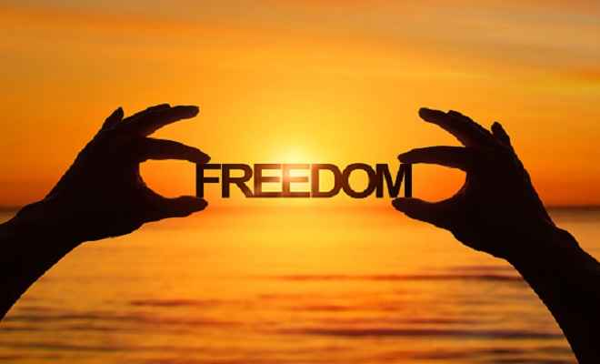 स्वतंत्रता आदिम भूख है