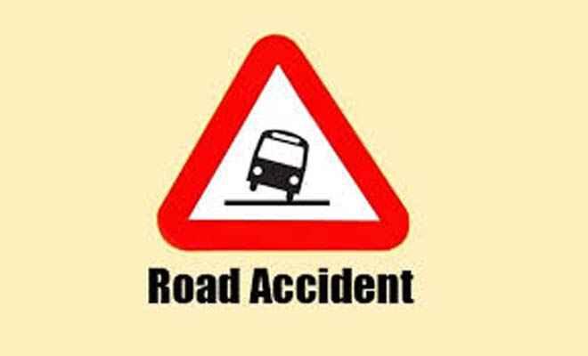 मुजफ्फरपुर में बस की ठोकर से ऑटो सवार शिक्षक की मौत, 4 घायल
