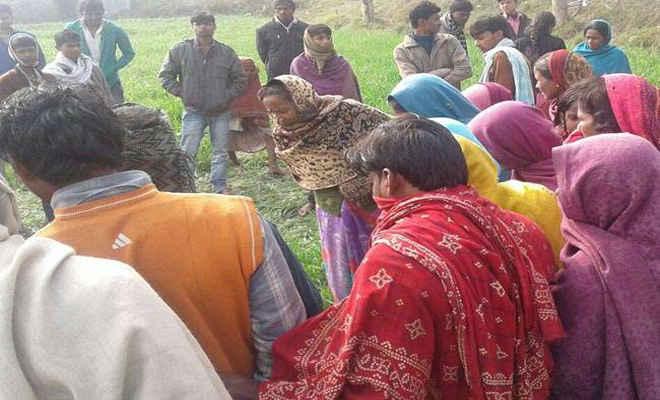 मुजफ्फरपुर में महिला की हत्या, शव निर्वस्त्र अवस्था में बरामद