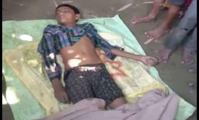 बेतिया में गड्ढे में डूबकर 12 वर्षीय बालक की मौत, गांव में पसरा मातम