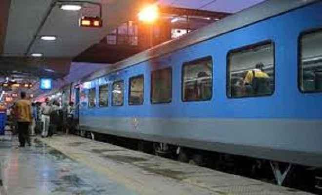 नई ट्रेन भुवनेश्वर राजधानी वाया चक्रधरपुर साप्ताहिक की हुई घोषणा