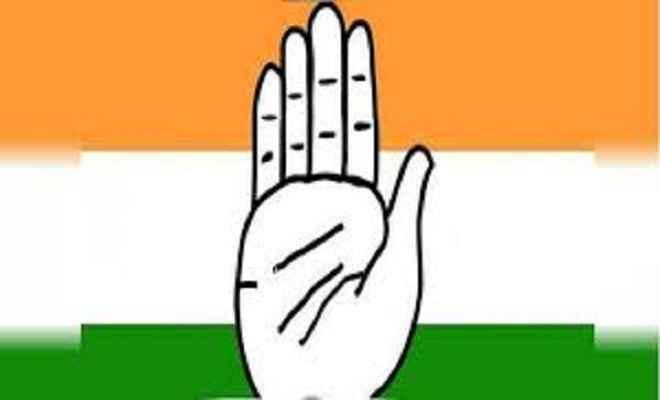 आंदोलन की रणनीति बनाने में जुटी कांग्रेस