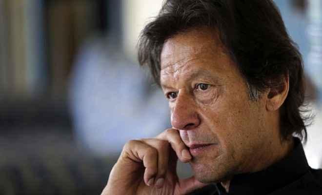 पाकिस्तान में इमरान खान के खिलाफ गैर जमानती वारंट