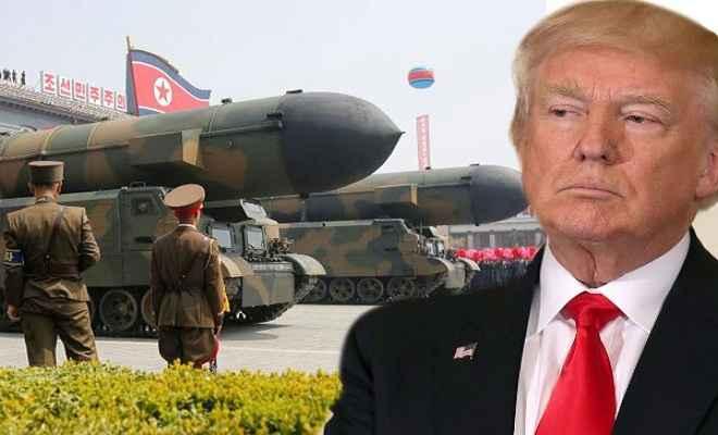 'परमाणु हथियार उत्तर कोरिया की प्रतिरोधक क्षमता'