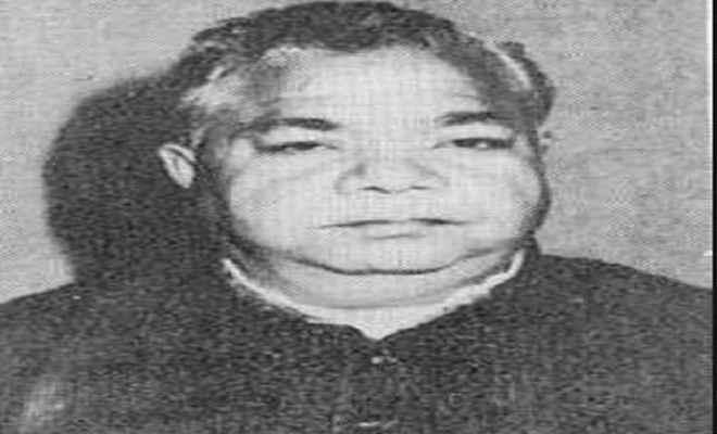 मुंगेर के पूर्व सांसद धनराज सिंह का निधन