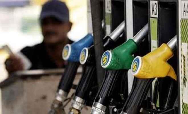 एमपी सरकार ने घटाया डीजल-पेट्रोल पर वैट