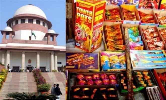 दिल्ली-एनसीआर के पटाखा कारोबारियों को नहीं मिली राहत