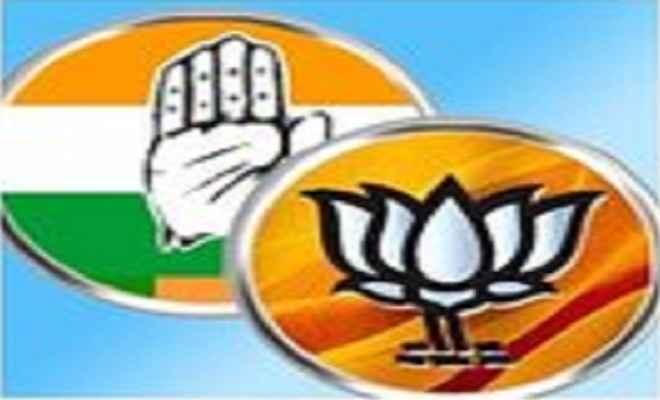 जनहित मुद्दों को लेकर भाजपा सरकार को घेर रही कांग्रेस