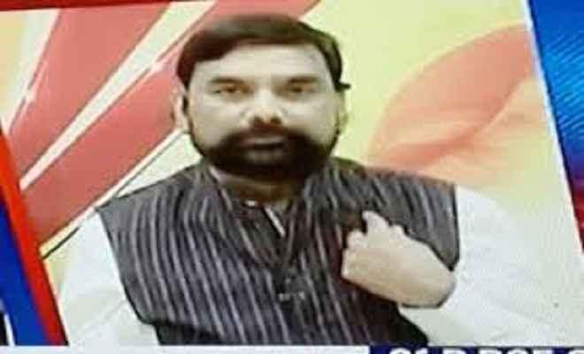 मुख्यमंत्री के व्यवहार को उनका पतन बताना विपक्ष की क्षुद्र मानसिकता : राजीव रंजन