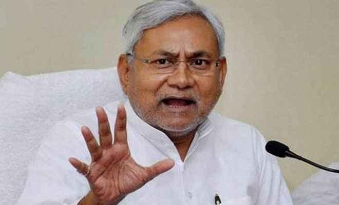 मजबूत बुनियाद से ही शीर्ष तक नहीं पहुंचा जा सकता है : नीतीश कुमार