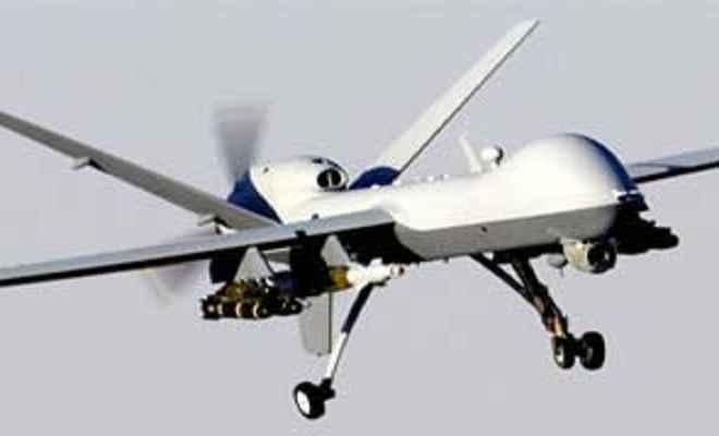 पाकिस्तान में अमेरिका का ड्रोन हमला, 26 मरे