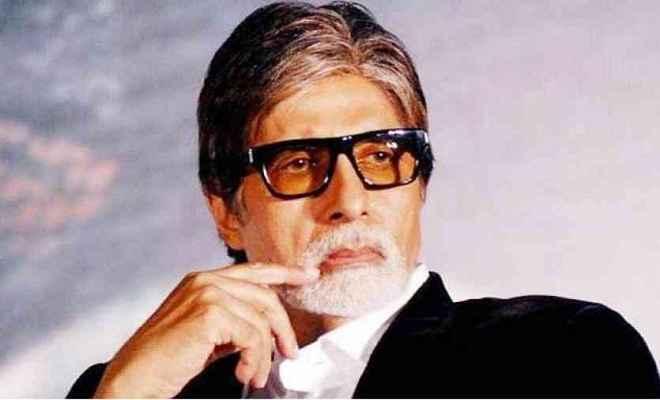 दीपावली नहीं मनाएंगे अमिताभ बच्चन