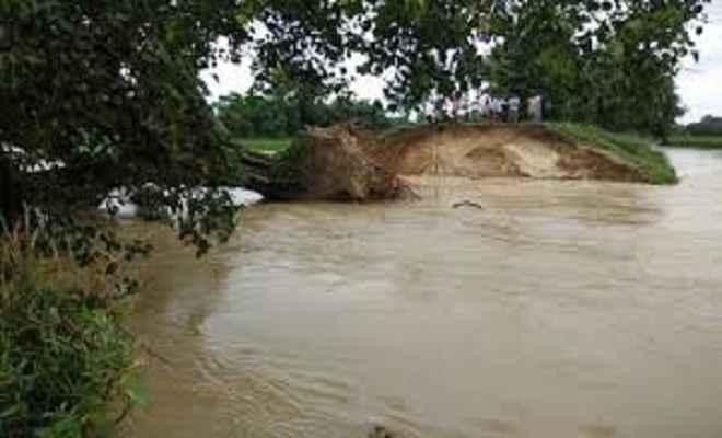 नदी में डूबने से तीन महिलाओं की मौत