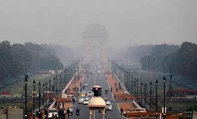 दिल्ली दुनिया की सबसे प्रदूषित राजधानी बनी
