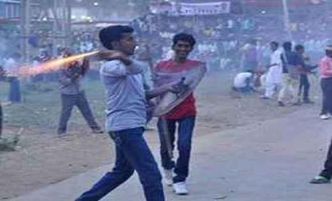 इंदौर में ''हिंगोट युद्ध'' पर चलेंगे आग्नेयास्त्र