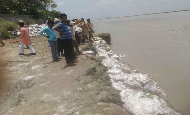 गंड़क नदी में स्नान के दौरान डूबने से बच्चे की मौत