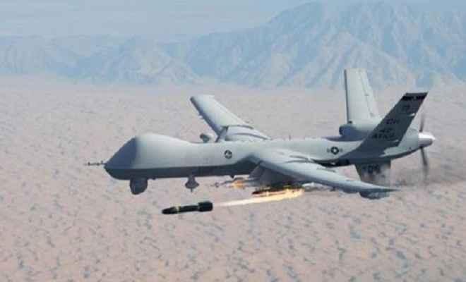 अमेरिकी ड्रोन हमले में घायल आतंकी सरगना खुरासानी की मौत