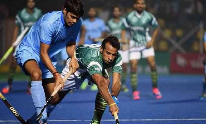 भारतीय टीम की निगाहें पाकिस्तान को पस्त करने पर