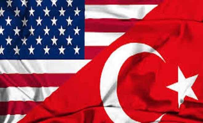अमेरिका और तुर्की के बीच वीजा संकट पर सार्थक बातचीत