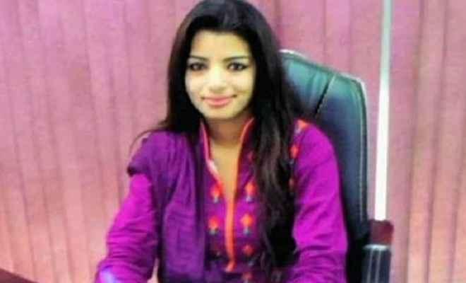 लापता पाकिस्तानी महिला पत्रकार मिली