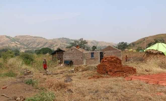 प्रधानमंत्री आवास योजना : पहली बार पहाड़ों पर बन रहे पक्के मकान