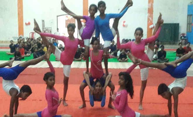 लड़कों से लड़कियां आगे, राज्यस्तरीय योग प्रतियोगिता में बाजी मारी,11 चयनित में 9 छात्राएं, भाग लेंगे छत्तीसगढ़ राष्ट्रीय प्रतियोगिता में