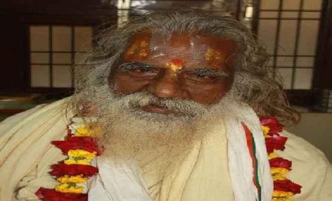 सरयू जल के शुद्धीकरण के लिए गंगा की तर्ज पर अलग मंत्रालय बनाये केंद्र: महंत नृत्यगोपाल दास