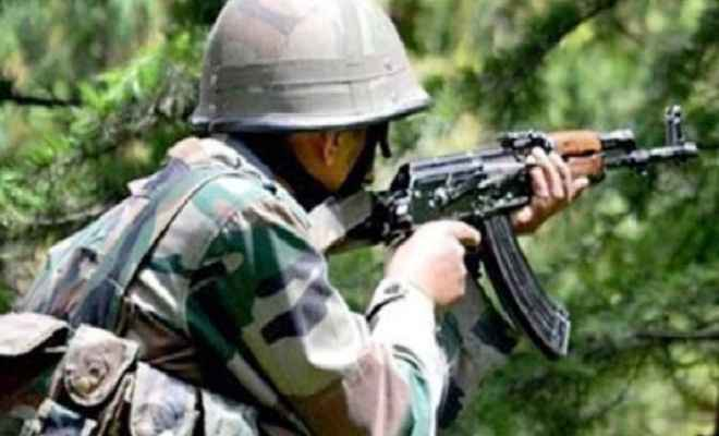 हंदवाड़ा में सुरक्षाबलों की आतंकियों से मुठभेड़, लश्कर का एक आतंकी ढेर