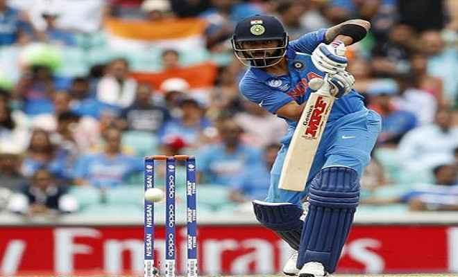 कोहली ने पूरे किये 200 एकदिवसीय अंतरराष्ट्रीय मैच