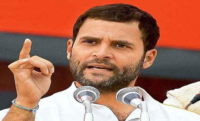 राहुल गांधी का अमित शाह को जवाब, तिरुवनंतपुरम में करेंगे रैली