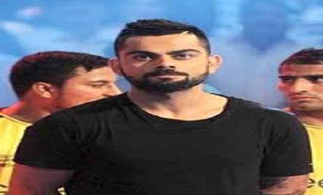 भारतीय कप्तान विराट कोहली ने श्रीलंका दौरे से मांगा ब्रेक