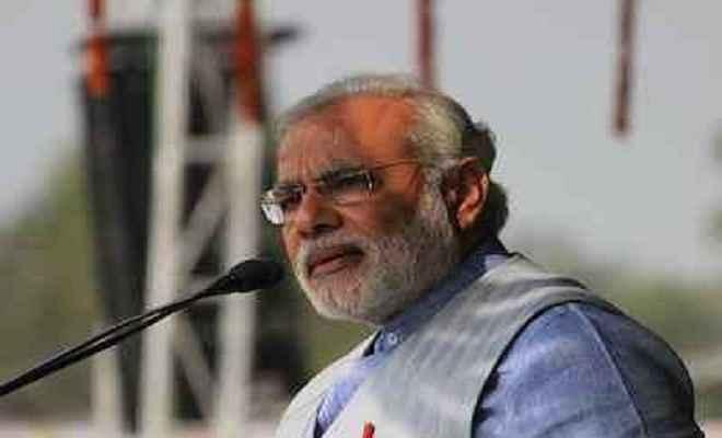 प्रधानमंत्री नरेन्द्र मोदी ने किदाम्बी श्रीकांत को दी बधाई