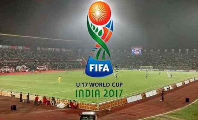 फीफा अंडर-17 विश्व कप : पहला सेमीफाइनल गुवाहाटी से कोलकाता स्थानांतरित