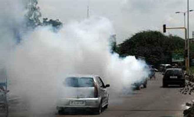 प्रदूषण से बढ़ती मौतें : प्रमोद भार्गव