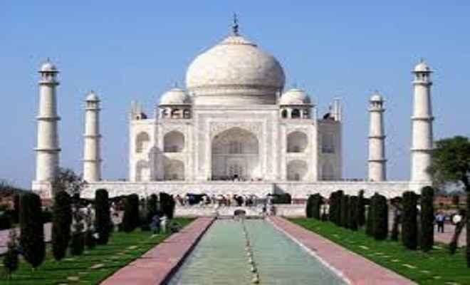 ताजमहल सांस्कृतिक धरोहर क्यों नहीं? : राजनाथ सिंह ''सूर्य''