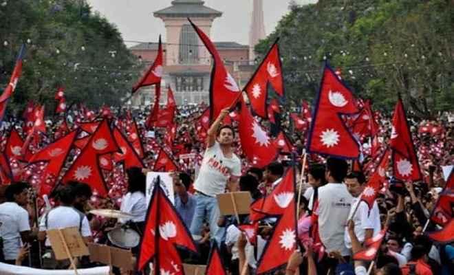नेपाल में वामपंथी गठबंधन ने किया सीटों का बंटवारा