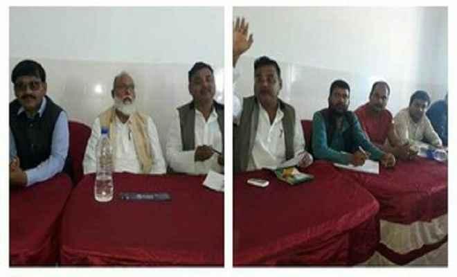 एनडीए शासन में जेडयू का भविष्य उज्ज्वल : महमूद असरफ