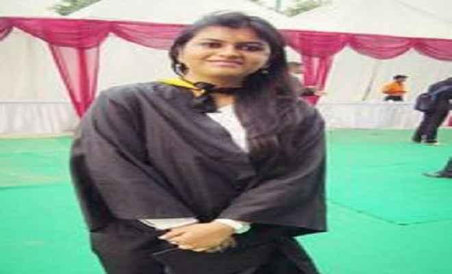 खुद पर यकीन से निश्चित हो जाती है सफलता : सोनाक्षी वर्मा