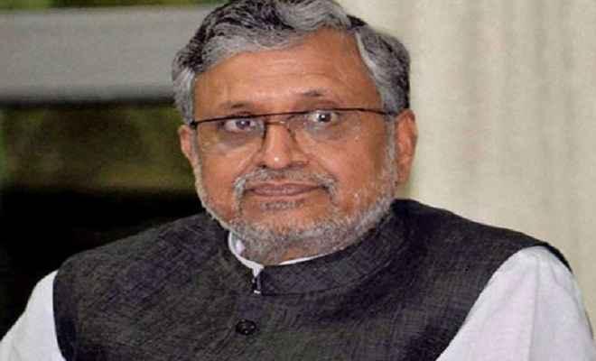 अक्टूबर में जीएसटी के तहत जमा हुआ 95,000 करोड़ का राजस्व : सुशील मोदी