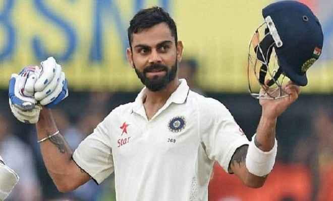 कोलकाता टेस्ट : भारत ने श्रीलंका को दिया 231 रनों का लक्ष्य