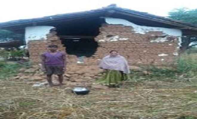 थम नहीं रहा गजराजों का आतंक, कई गांवों में मचाया उत्पात