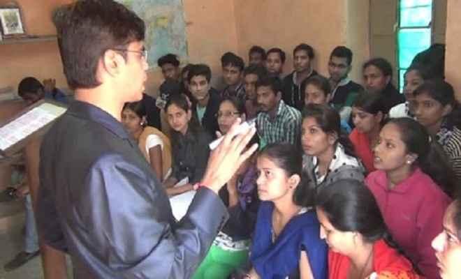 निशुल्क कोचिंग देकर मिसाल पेश कर रहे हैं उदयपुर के युवा