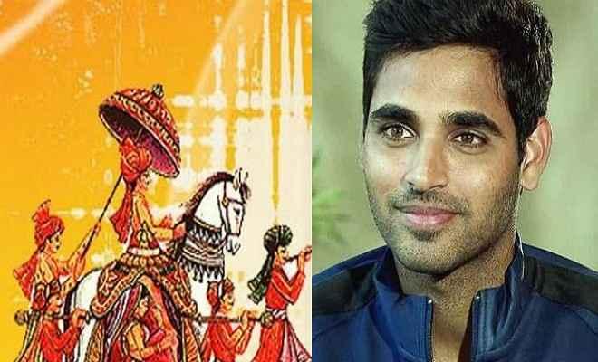 टीम इंडिया के स्टार क्रिकेटर भुवनेश्वर की शादी आज, जुटेंगे कई दिग्गज