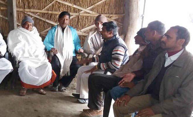 लोजपा की बैठक में स्थापना दिवस को सफल बनाने का आह्वान
