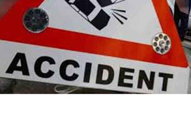मेहसी में सड़क दुर्घटना : शिक्षक की मौत