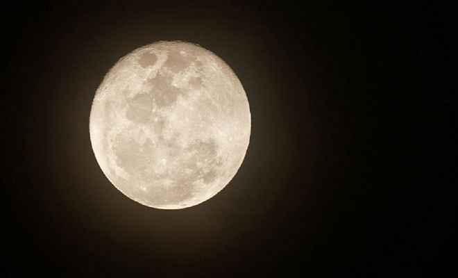 साल का पहला व अंतिम सुपरमून 3 दिसंबर को, सात गुना बड़ा दिखेगा चांद