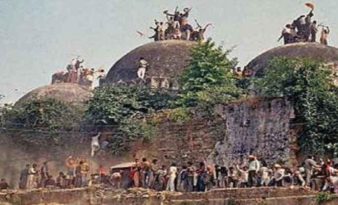 अयोध्या: तथ्य, तारीखें, हाशिम अली का बयान और मुस्लिमों का रुख : प्रवीण गुगनानी