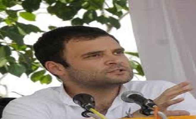पीएम बताएं किसानों के साथ सौतेला व्यवहार क्यों : राहुल