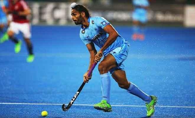 आकाशदीप सिंह ने पूरे किए 150 अंतरराष्ट्रीय मैच